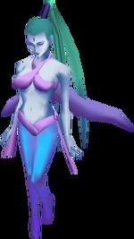 Модель Шиву в Final Fantasy VII.