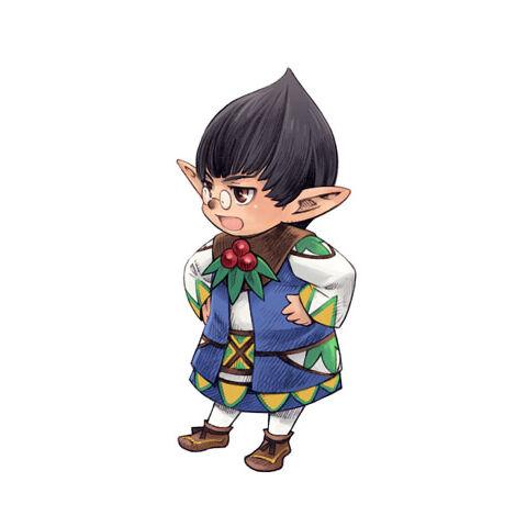 Promotional artwork of Ajido-Marujido by Fumio Minagawa.