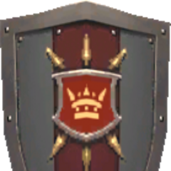 Royal Knight Army Shield.