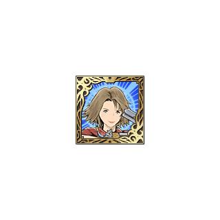 Yuna's <i>Final Fantasy X-2</i> icon.