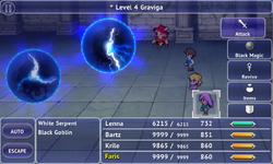 FFV iOS Level 4 Graviga