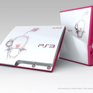 Mog PS3 on the left.