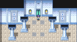 FFD Crystal Temple