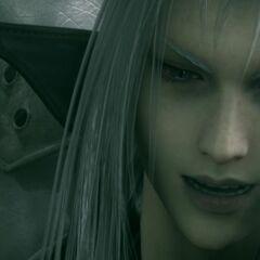 Sephiroth in <i>Advent Children</i>.
