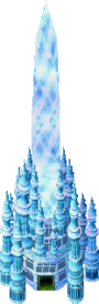 FFIII DS - Crystal Tower Render