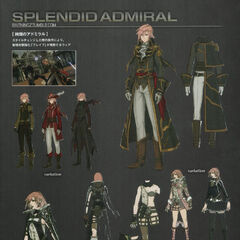 Splendid Admiral and Nocturne.