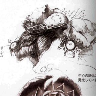 Artwork from <i>Final Fantasy X Ultimania Omega</i>.