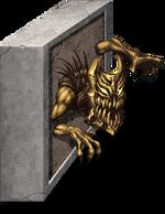 FFBE Demon Wall Sprite