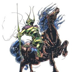 Death Rider (full-colored).