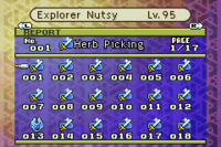 FFTA Mission List Menu