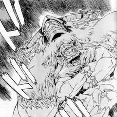 Belias in the manga.