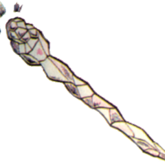 Concept art of Diamond Mace from <i><a href=