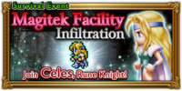 FFRK Magitek Facility Infiltration Event