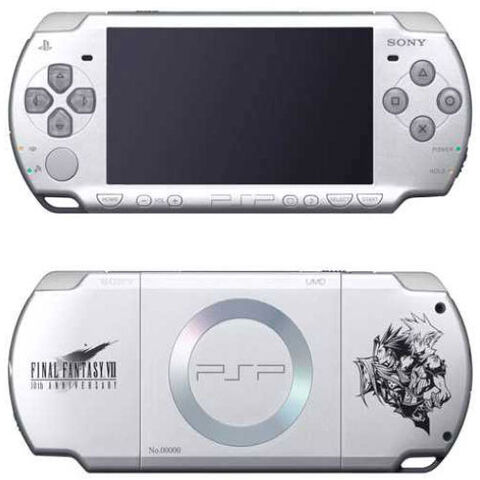 Special Edition PSP.