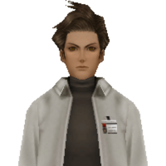 Scientist NPC (<i>Crisis Core</i>).
