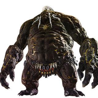 Titan's in-game model.