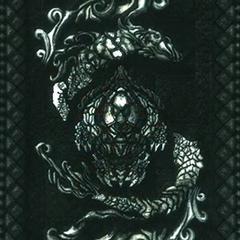 Detailed Lorican Alliance logo.