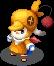 FFTS Chocobo Knight Sprite