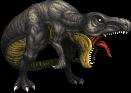 FFBE Tyrannosaur Sprite