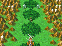 FFIII DS Statues of the Quest