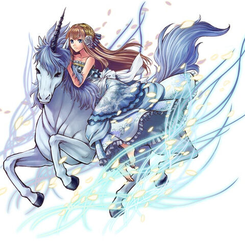 Unicorn (God) artwork.