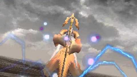 Final Fantasy IV DS Summon Ramuh