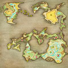 World map (PSP).