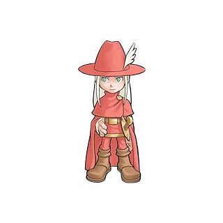 Red Mage artwork from <i><a href=