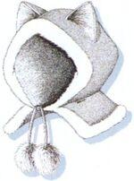FFVI Cat-Ear Hood Artwork
