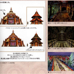 Bevelle locales concept artworks.