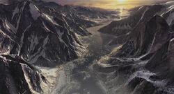 Caspian Mountains 1
