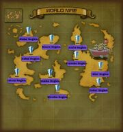 FFAB World Map