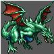 FFRK Green Dragon FFII