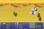 FFVI GBA Gau Using a Rage