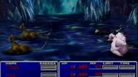 Final Fantasy VII - Unescapable Random Encounter Glitch