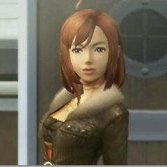 Belle in-game.