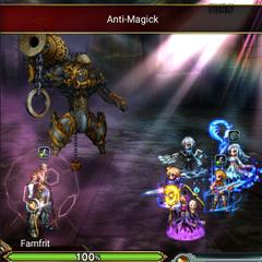 Anti-Magic.