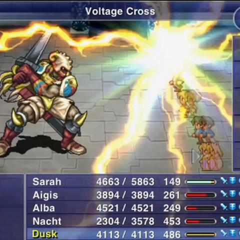 Voltage Cross