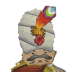 In-game render of King Guera.