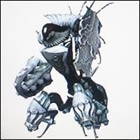 FFXIII2 enemy Fencer
