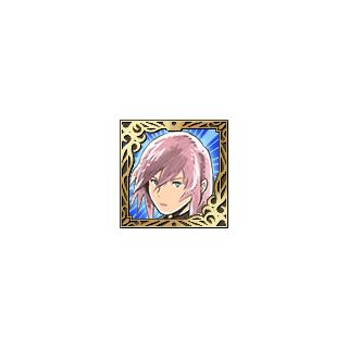 Иконка Лайтнинг из <i>Final Fantasy XIII</i> <i>FFTS</i>.