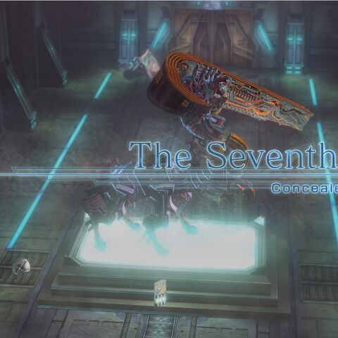 The Seventh Ark.
