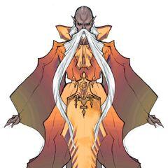 Ramuh artwork (DS).