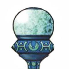 Concept artwork for the Mythril Rod.