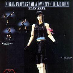 Final Fantasy VII: Advent Children Play Arts.