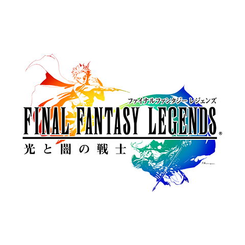 <i>Final Fantasy Legends: Hikari to Yami no Senshi</i>.