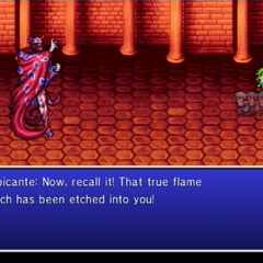 Rubicante teaching Edge Inferno