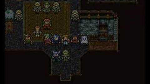 Final Fantasy 3 6 Kutan Glitch