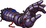 FF4PSP Left Arm (Phase)