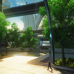 Leviathan Plaza.